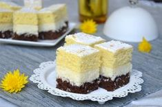 Sweet Pastries, Chocolate Cake, Tiramisu, Cheesecake, Food And Drink, Gluten, Sweets, Cooking, Easy