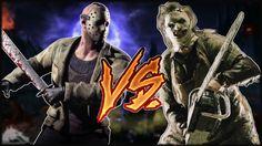Leatherface Vs. Jason Voorhees   Mortal Kombat X Gameplay
