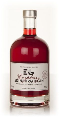 Edinburgh Gin Raspberry 50cl - Master of Malt  This looks yummy