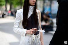 Le 21ème / Cecilia Musmeci | Paris  // #Fashion, #FashionBlog, #FashionBlogger, #Ootd, #OutfitOfTheDay, #StreetStyle, #Style
