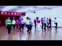 Beautiful Maria (EZ) -Line Dance (Demo & Teach) - YouTube