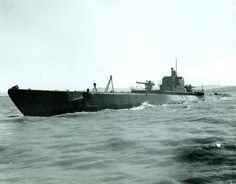 """manfromjapan: """" USS NAUTILUS (SS-168) August 1943 off Mare Island """""""
