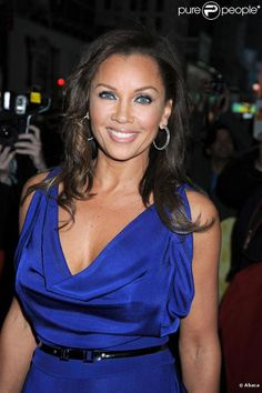 Vanessa Williams Miss America Scandal | Ancienne Miss America, Vanessa Williams semble avoir bloqué le ...