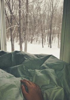 lemonmoonchild:  I guess I could get used to waking up to this.