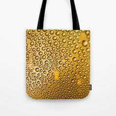 Beer Tote Bag by karidesign Buy Beer, Poplin Fabric, Hand Sewn, Tote Bags, Original Artwork, Stress, America, Sewing, Shoulder