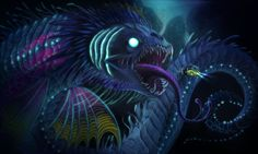 Sea Monster by