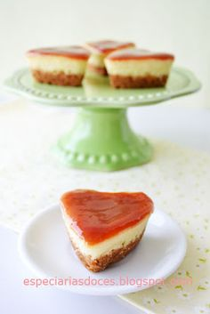 Cheesecake Coconut guava. The best Cheesecake ever!