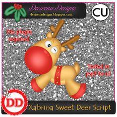 Xabrina Sweet Deer