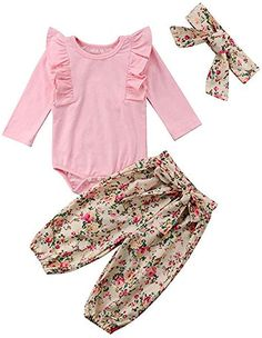LIKESIDE Clothing Sets Baby Girls Toddler Sleeve Top Pants Dress Bike Summer
