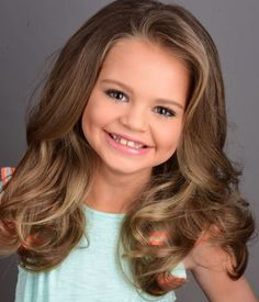 Pageant Hairstyles For Little S Easy