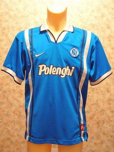 6de7be8a6 Napoli Home 1997 98. Owned it. Football Kits