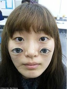 【グロ注意】武蔵美の学生が体にリアルなペイントした写真がヤバすぎると評判 - NAVER まとめ