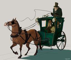 Hansom Holmes by Sydsir on DeviantArt