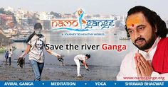 The river Ganga is the largest river in India with an incredible religious importance for Hindus, but today we have seen that due to establishment of a large number of industrial cities on the bank of river Ganga, chemical plants, distilleries etc, contribute to the pollution of the Ganga by dumping untreated sewage and waste water into it. Please join the Namo Gange Trust family in the mission Aviral Ganga.