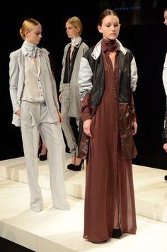 Issever Bahri #mbfwb #ss2013 http://www.styleranking.de/news/fashion-news/mbfwb-issever-bahri-und-die-dunkelheit-die-keine-ist-id4876