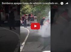 Llenó el tanque de gasolina y se le quemó el carro en El Cafetal  http://www.facebook.com/pages/p/584631925064466
