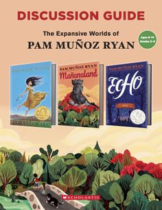 Dive into Pam Muñoz Ryan's rich middle grade novels that address historical, as well as contemporary, issues facing Mexican and Mexican-American people. Reading Resources, Reading Lists, Teacher Resources, Esperanza Rising, Mexican American, Chapter Books, Historical Fiction, Lesson Plans, Homeschool