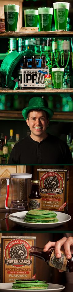 Don't let your #man be stuck in the dirt this #StPatrick'sDay. #Give #him the #gift of #green. Learn the ways of the #Irish and #food with these great #tips from the Man Crates #blog. Great for you, and any #husban #boyfriend, or an man in your life. #diy #drink #party #holiday #celebrate #beer #Guinness #traditional #appetizers #ideas #treats #easy #breakfast #cornedbeef #recipes