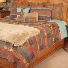 Sedona Coverlet Set - King