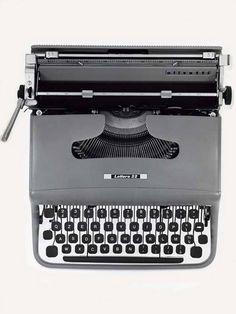 Lettera 22 / Nizzoli per Olivetti / 1950
