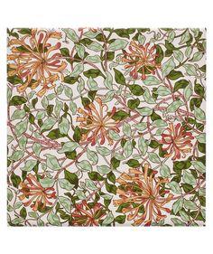 MH Honeysuckle Decorative Field Tile