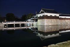 Hiroshima Castle, Japan by Christophe Cario