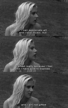 Best Movie Quotes : (vicky cristina barcelona) I know this feeling exactly - Dear Art Vicky Cristina Barcelona, Infp, Tv Show Quotes, Film Quotes, Music Quotes, Sad Movie Quotes, Beau Film, Citations Film, Provocateur