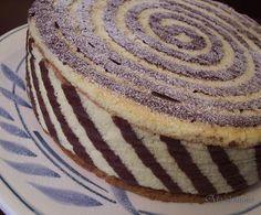 Macikonyha: Csokimousse-gesztenyemousse torta Button Cake, Pasta Cake, Torte Cake, Hungarian Recipes, Sweet Bread, Cakes And More, Let Them Eat Cake, Sweet Recipes, Cookie Recipes