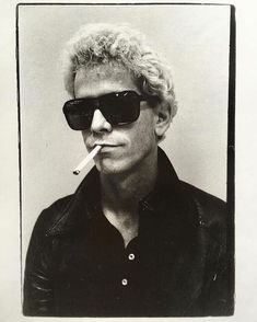 Who's looking forward to Lou Reed's new book 'Do Angels Need Haircuts?'