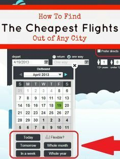 How to Find a Cheap Flight to Any Destination   The Barefoot Nomad
