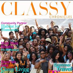 Summer Issue of the Classy Chronicles