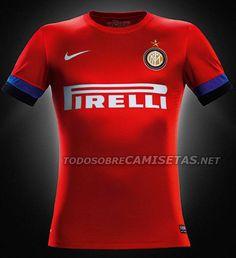Inter Milan Nike Kits 2012/2013