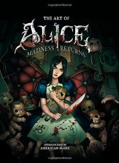 The Art of Alice: Madness Returns by R.J. Berg, http://www.amazon.com/dp/1595826971/ref=cm_sw_r_pi_dp_Hjdrqb0QF77F1