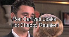 Days of Our Lives Spoilers: Ron Carlivati Teases Hot Chabby Reunion – Offers Hints About Chad, Abigail and Lucas