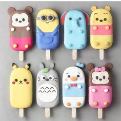 Cute Cakes, Cute Desserts, Delicious Desserts, Yummy Food, Cute Polymer Clay, Cute Clay, Vegan Food, Vegan Recipes, Cooking Recipes