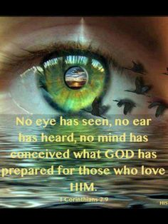 "1 Corinthians 2:8 IT IS THIS WISDOM THAT NONE OF THE RULERS OF THIS SYSTEM OF THINGS CAME TO KNOW, for if they had known it, they would not have executed the glorious Lord. 9 But just as it is written: ""Eye has not seen and ear has not heard, nor have there been conceived in the heart of man the things that God has prepared for those who love him."" 10 For it is TO US GOD HAS REVEALED THEM through his spirit, for the spirit searches into all things, even the deep things of God"