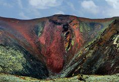 Parque nacional de Timanfaya, Isla de Lanzarote