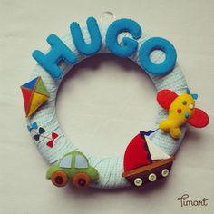 Timart: Guirlanda de Brinquedo