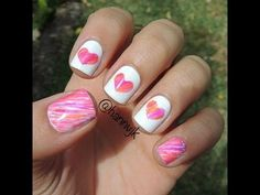 cutepolish valentine nail art