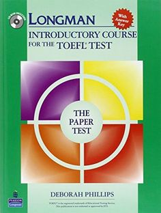 Free download longman introductory course for the toefl test ebook longman introductory course for the toefl test the paper test book with cd fandeluxe Image collections