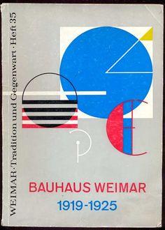 #Bauhaus Weimer 1919-1925