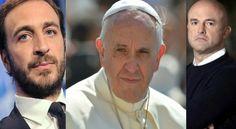 """Gianluigi Nuzzi (""""Via Crucis"""") e Emiliano Fittipaldi (""""Avarizia"""") oggi sui banchi degli imputati davanti ai giudici pontifici - Il commento"""
