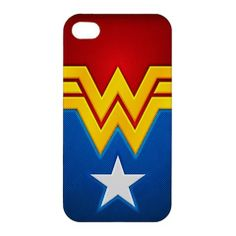 Wonder Woman iPhone 4 4s Hardshell Case Cover - PDA Accessories