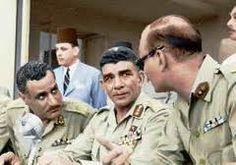 Nasser, Naguib and Salah Salem