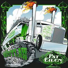 Truck art..