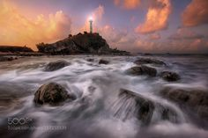 The Lighthouse by Obbchao #nature #travel #traveling #vacation #visiting #trip #holiday #tourism #tourist #photooftheday #amazing #picoftheday
