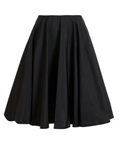 GIAMBATTISTA VALLI | Technofabric Flounce Skirt