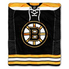 start tab   Description The Boston Bruins Jersey Raschel Throw is  incredibly luxurious a0595a529