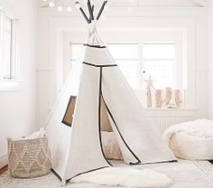 Small boy Children Teepee Kids Play Tent 145cm Indian Tent for Kid ...