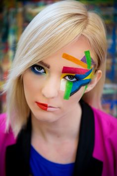 Modelka: Agata Gumołowska | Make-up: Paula Nowak | Photo: Anita Kot | #makeup #szkolawizazu #akademia_SWiCH #wizaż #makijaż  Szkoła Wizażu i Charakteryzacji SWiCH